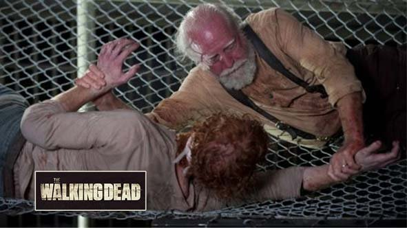 "Recap of ""The Walking Dead"": Internment"
