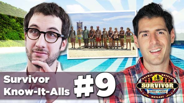 Rob Cesternino and Stephen Fishbach recap the latest episode of Survivor Blood vs Water Episode 9