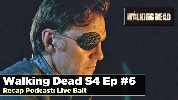 The governor is back in The Walking Dead Season 4 Episode 6: Live Bait