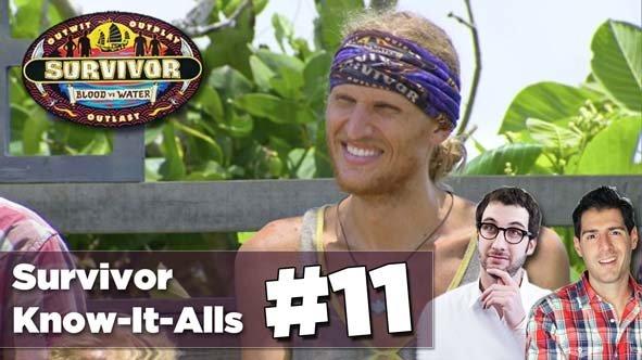 Rob Cesternino & Stephen Fishbach recap Survivor Blood vs Water Episode 11