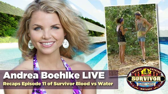 Andrea Boehlke is back on Rob Has a Podcast