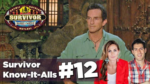 Kim Spradlin joins Rob Cesternino for a LIVE Recap of Survivor Blood vs Water Episode 12: Rustle Feathers