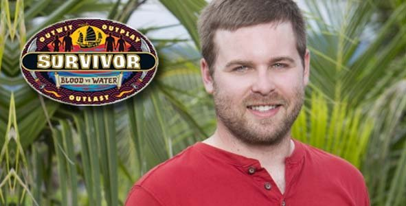 Caleb Bankston became the latest player eliminated from Survivor Blood vs Water