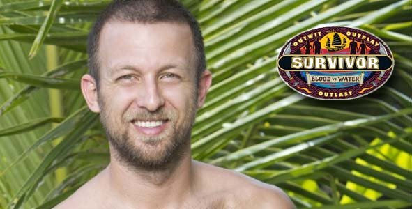 Rob Has a Podcast Exit Interview with Vytas Baskauskas from Survivor Blood vs Water