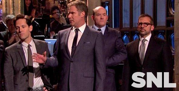 Will Ferrell returns with Anchorman friends as we recap Paul Rudd hosting SNL