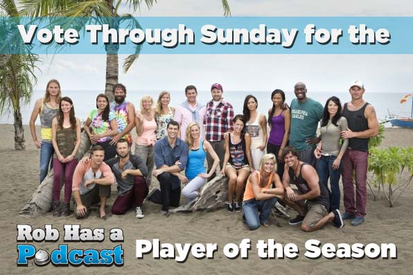 Vote for the RHAP Player of the Season