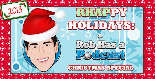 Yet Another Rob Has a Podcast Holiday Special