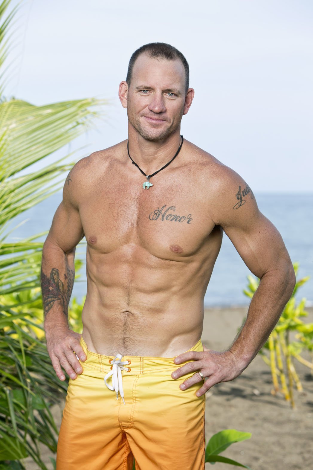 Survivor Brad Culpepper