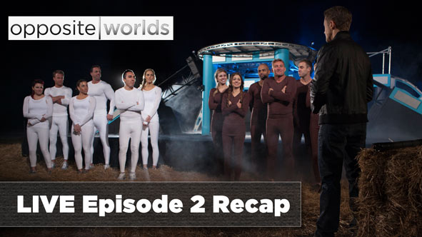 Opposite Worlds Episode 2 Recap