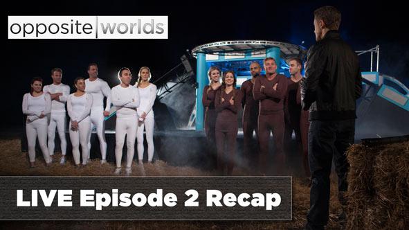 Opposite Worlds Episode 2 Recap