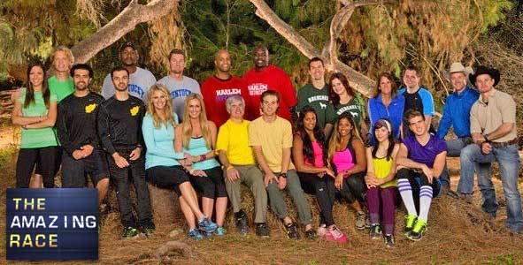 First Impressions of the cast of Amazing Race 24