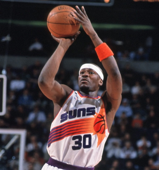 Former NBA star Cliff Robinson is on the cast of Survivor Cagayan