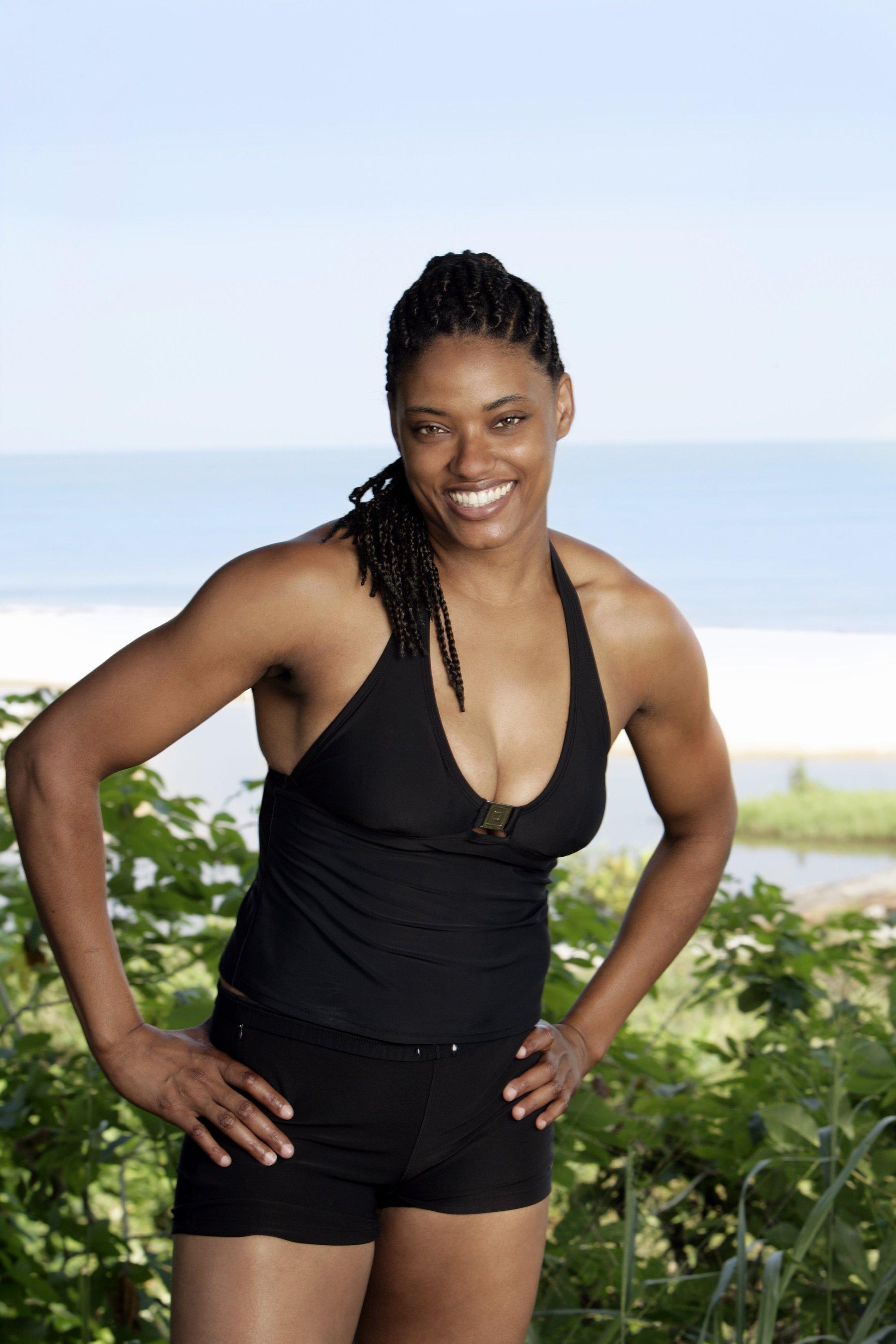 Survivor Crystal Cox
