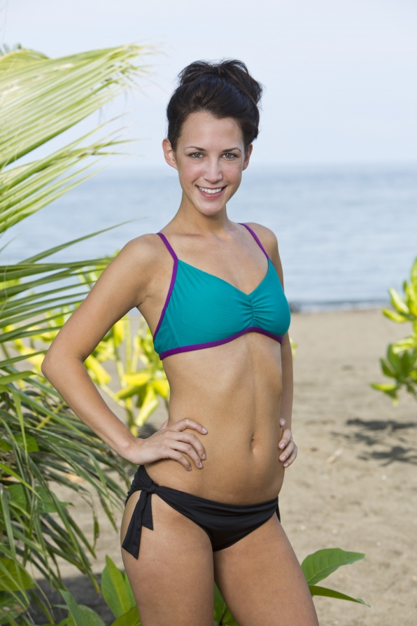 Survivor Ciera Eastin