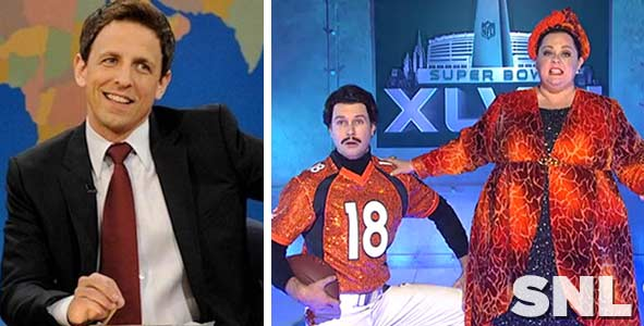 Would Saturday Night Live be more exciting than the Superbowl?