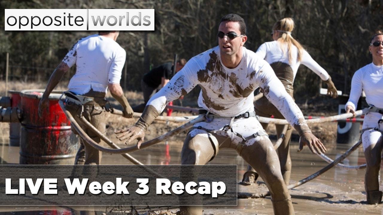 Opposite Worlds Week 3 Recap