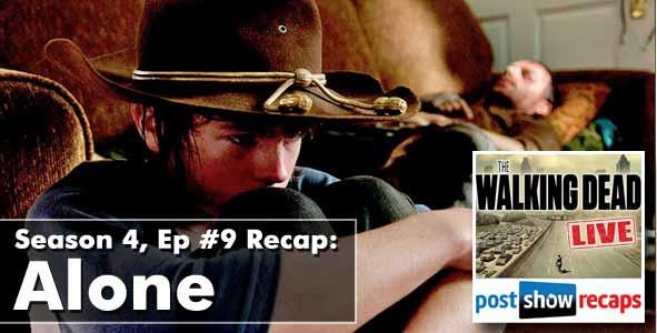 Recapping The Walking Dead Season 4, Episode 9: Alone