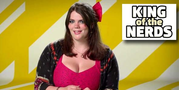 Talking with the latest player eliminated from King of the Nerds: Mary Kate Smith