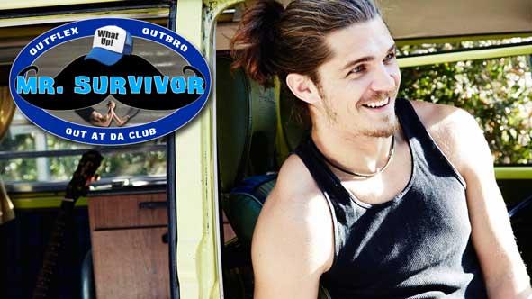 Mr. Survivor 2014 Finalist Interview: Malcolm Freberg