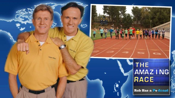 Amazing Race All-Stars Episode 1 Recap: Team Guido Interview
