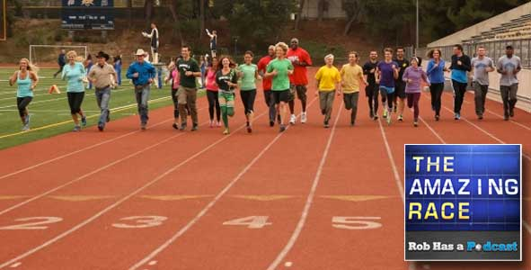 11 Amazing Race teams return to compete in Amazing Race All-Stars