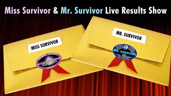 Announcing the Winner of Miss Survivor and Mr. Survivor 2014