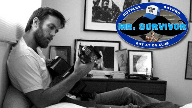 Mr. Survivor Finalist: Aras Baskauskas