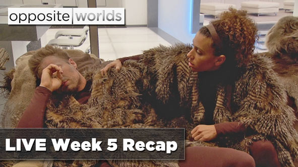 Opposite World Week 5 Recap