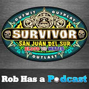 Subscribe to our Survivor ONLY Podcast