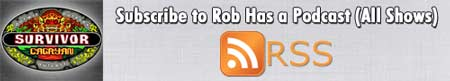 Click to Subscribe to the Survior ONLY Podcast Feed on RSS