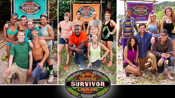 Survivor Cagayan Cast Preview Show
