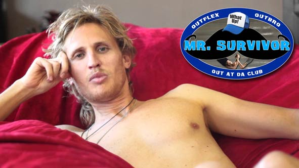 Mr. Survivor 2014 Finalist Interview: Tyson Apostol