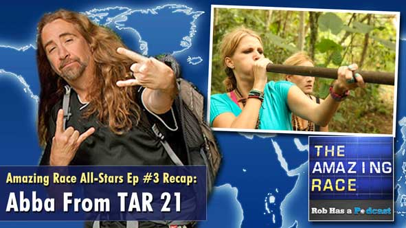 Amazing Race All-Stars Episode 3 Recap: Interview with Mark Abbatista
