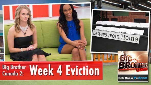 Big Brother Canada Week 4 Eviction Recap