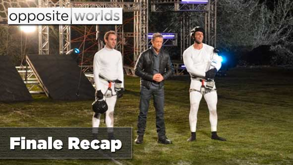 Opposite Worlds Finale Recap with Curt Clark