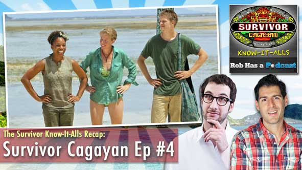 Survivor Cagayan 2014 Episode 4 Recap