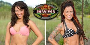 Rob talks to the Latest 2 Players Eliminated from Survivor Cagayan