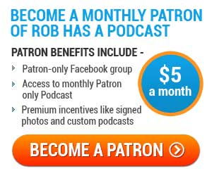 Support RHAP by becoming a Monthly Patron