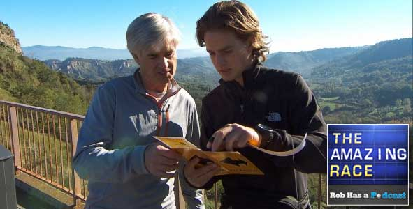 Amazing Race 2014: Rob and Jessica Liese recap The Amazing Race All-Stars Episode 8