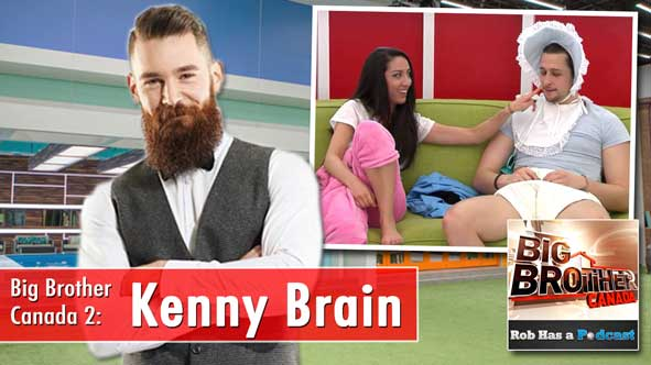 Big Brother Canada 2014: Interview with Kenny Brain from BBCan2