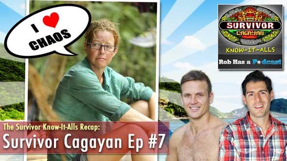 Survivor 2014 Cagayan Episode 7 Recap