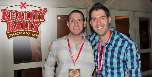 Interviews from the 2014 Reality Rally from Rob Cesternino