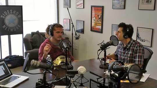 Survivor 2014: Rob Cesternino Interviews Malcolm Freberg