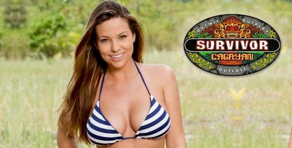 Survivor 2014: Exit Interview with Morgan McLeod who got voted off Survivor Cagayan Episode 7