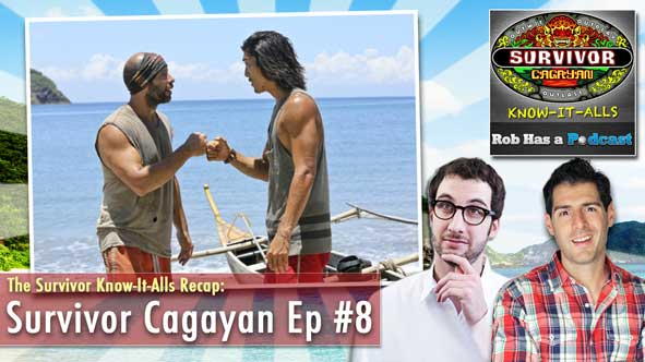 Survivor 2014: Cagayan Episode 8 Recap of 'Bag of Tricks'