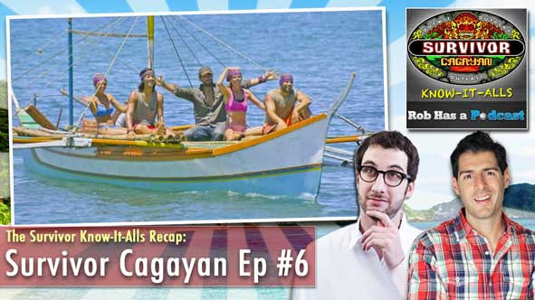 Survivor Know-It-Alls Recap the Merge in Episode 6: Head of the Snake