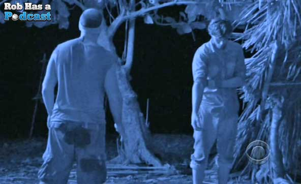 Survivor 2014: Did Tony Poop on Himself at tribal council?
