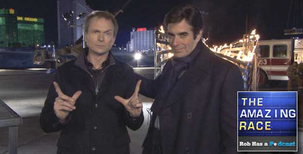 Amazing Race 2014: David Copperfield works his magic in the Finale of The Amazing Race All stars