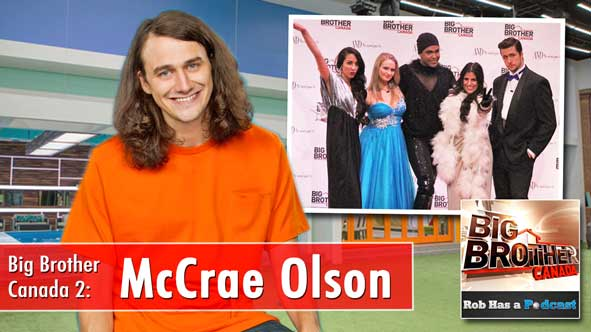Big Brother 2014: Previewing the BBCAN2 Finale with McCrae Olson