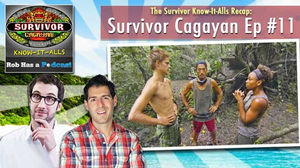 "Survivor 2014: The Know-It-Alls Recap Episode 11 of Cagayan, ""Havoc to Wreak"""